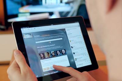 iPad - de standaard apps