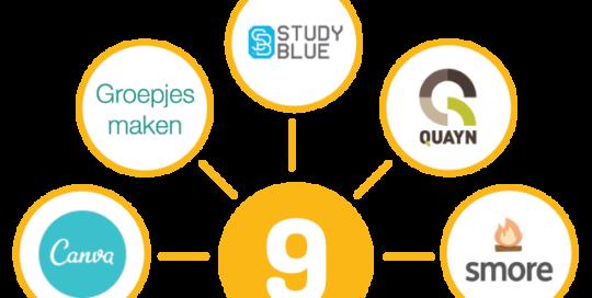 Educatieve apps & tools - deel 9