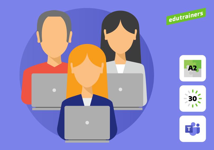 3 leraren op de laptop maar werken samen